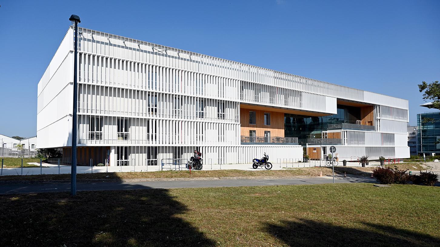nouveau campus de Pontoise