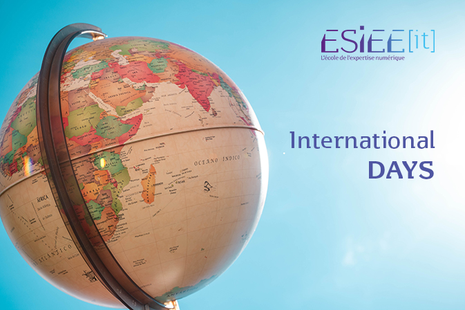 International Days à ESIEE-IT